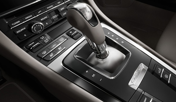 2014 Porsche Cayman S PDK Automatic - Gearbox