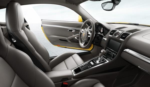 2014 Porsche Cayman S PDK Automatic - Interior