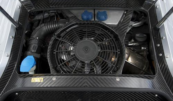 2014 Volkswagen XL1 - Performance