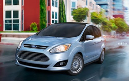 Ford Gets Positive Market Response for New Hybrid Vehicles