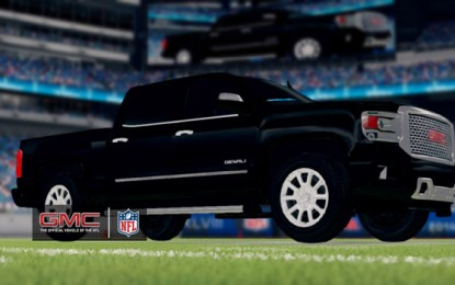 GMC Integrates with Madden NFL 25 for the First Time