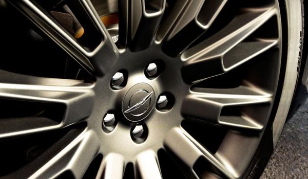 2013 Chrysler 300 - Brakes