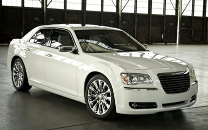 The New and Improved 2013 Chrysler 300