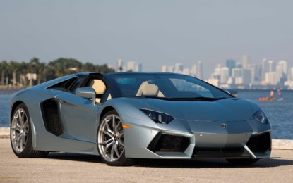 Top Seven Super-Hot Sports Cars for 2014