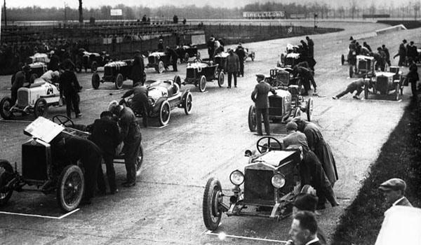 1920 first ever Grand Prix