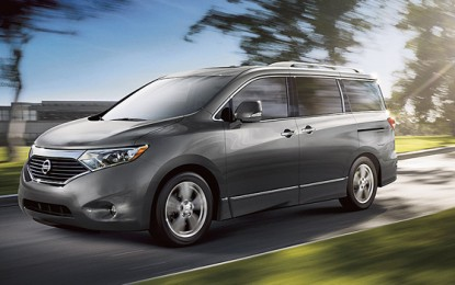 The Nissan 2014 Quest gets Price Tag for the US Market