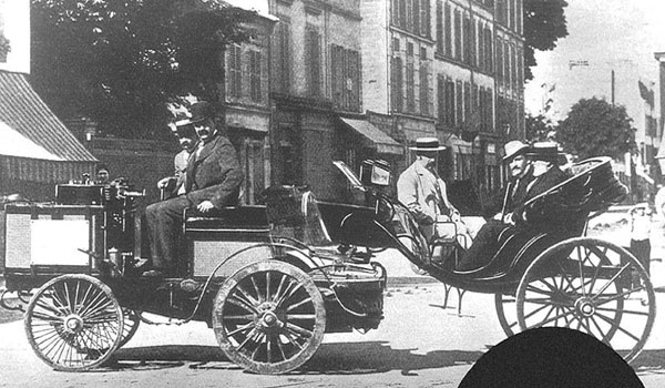 First Car Race