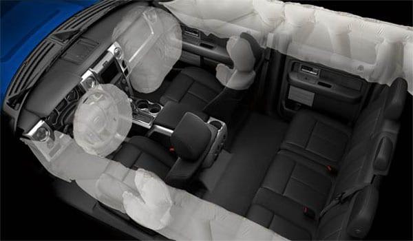 2014 Ford F150 SVT Raptor - Safety
