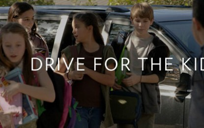"Chrysler Brand Supports Bullying Prevention Through ""Drive for the Kids"" Program"