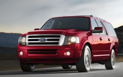 Choose your Favorite Ford Vehicles: Expedition, Mustang, Taurus, and Transit