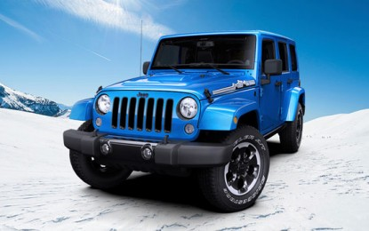 Winter is Coming – and so is the Wrangler Polar Edition