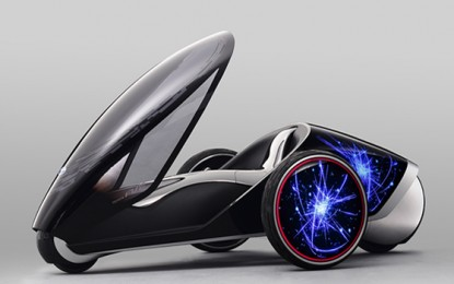 Toyota to Display Five Concept Cars in the Tokyo Motor Show 2013