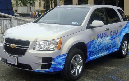 Things You Need to Know about Fuel Cell Vehicles