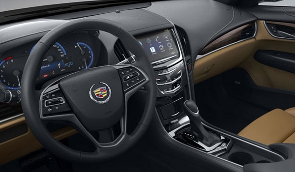 2014 Cadillac ATS - Interior