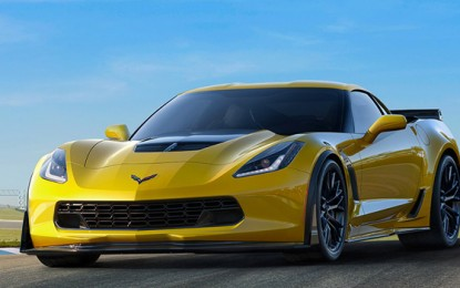 Chevrolet Unveils The 2015 Corvette Z06 in Detroit – A Breathtaking Supercar