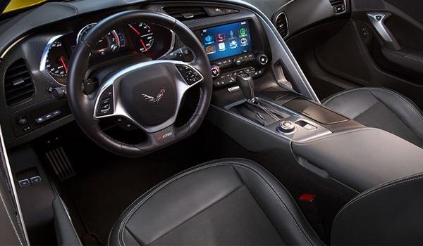 2015 Corvette Z06 - Interior