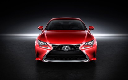 2015 Lexus RC 350 Review