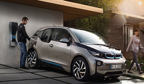 Bmw i3 electric vehicle - Charging