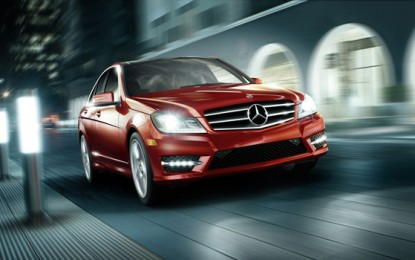Mercedes-Benz Targets More Than 100 Markets in C-Class Ad Campaign