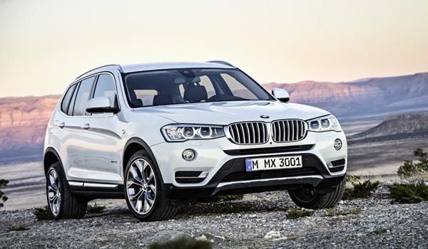 BMW X3 - Exterior