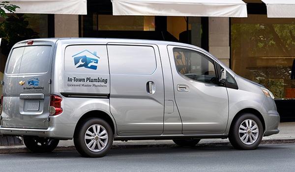 2015 Chevrolet City Express Minivan - Back