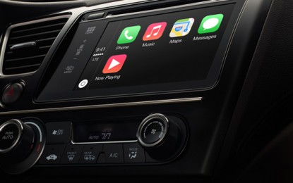 Apple's CarPlay Draws Criticism from Safety Experts