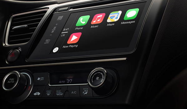Apple Cars Play