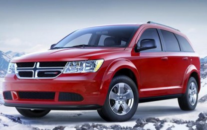 Dodge Adds More Power and Performance to 2014 Journey Crossover