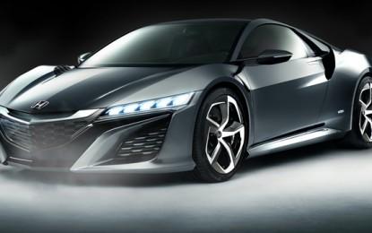 Honda Unveils its 2014 Geneva Motor Show Line-Up