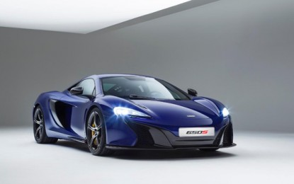 2014 McLaren 650S – Specs and Prices