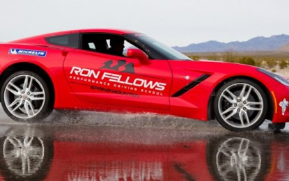 Stingray Buyers Get Discounts on Ron Fellows Driving School