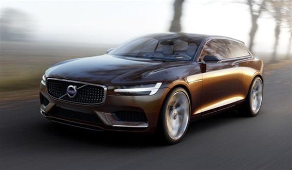 Volvo Concept Estate - Exterior