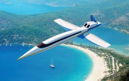 Windowless Jet with Giant Screens- The Future of Flight