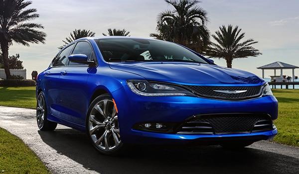 2015 Chrysler 200 - Exterior
