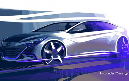 Two Honda Concept Cars Announced for Beijing, One Previewed