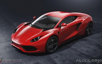 Arrinera's Supercar Production form Revealed