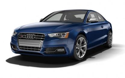 2014 Audi S5 – Specs