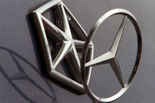 1998 Chrysler and Daimler Benz