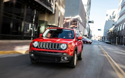 Jeep Brings 2015 Renegrade to the Latin American Market