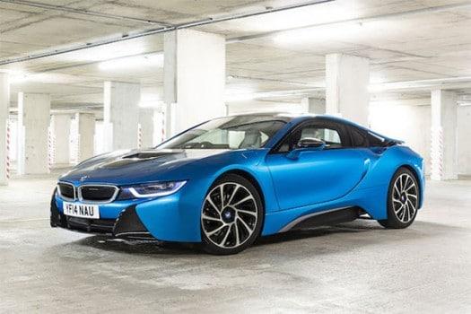 500 HP BMW i8S