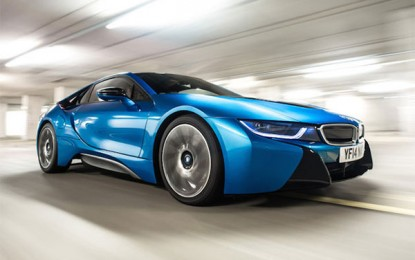500 HP BMW i8S to Debut in 2016