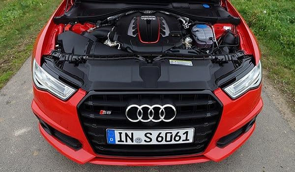 2016 Audi S6 - Engine