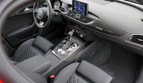 2016 Audi S6 - Interior
