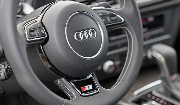 2016 Audi S6 - Steering