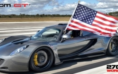 The 5 Fastest Cars On The Planet