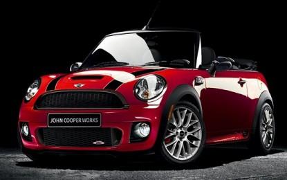 Mini Prepares to Debut John Cooper Works at the Detroit Auto Show