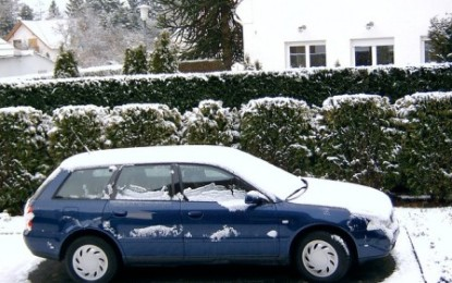Snowing Outside? Keep These Vital Driving Tips In Mind