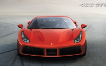 Powerful Ferrari 488 GTB Set to Exhilarate Drivers