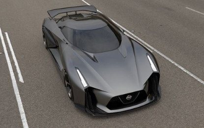 Nissan Next GT-R is a Hybrid Confirms Shiro Nakamura