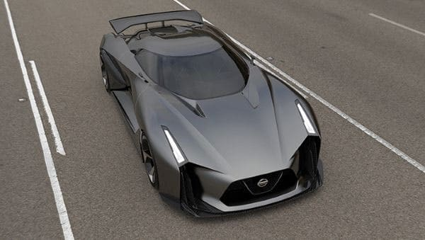 New GT-R
